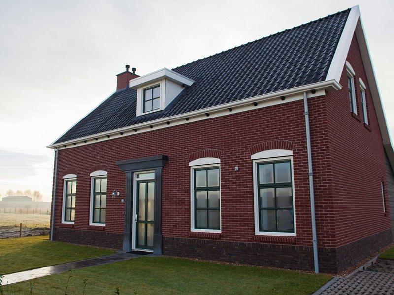 Detached villa in the Oosterschelde National Park, location de vacances à Colijnsplaat
