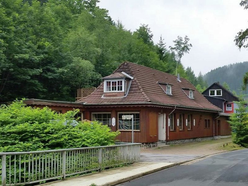 Adorable Aparment located in Wildemann with Parking, location de vacances à Bad Grund