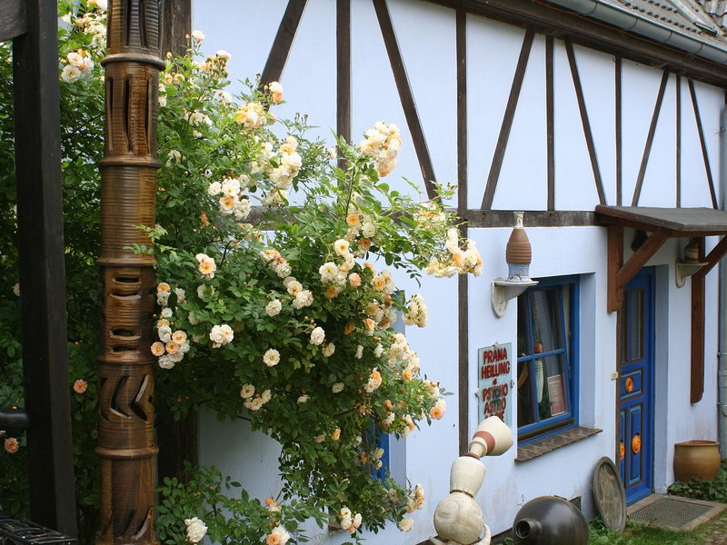 Elegant Child-friendly Apartment in Retschow, holiday rental in Huetten