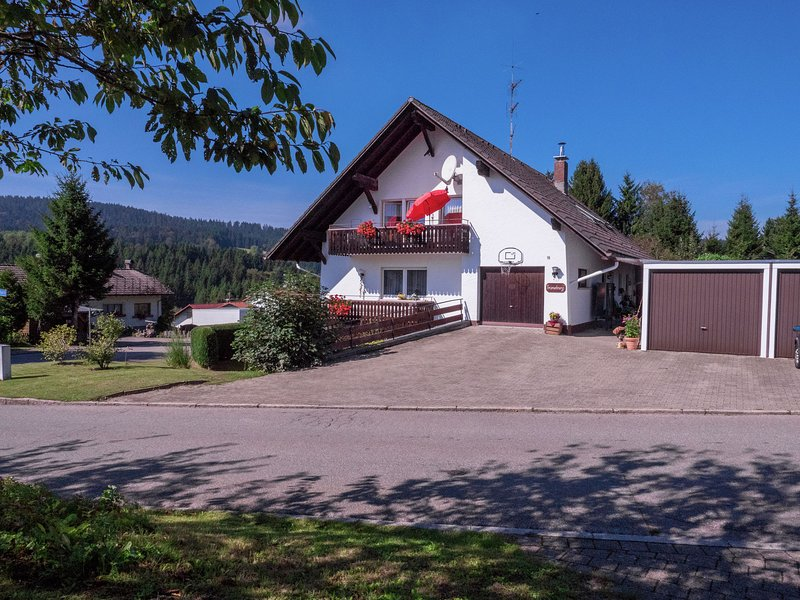 Apartment with private sun terrace, centrally located in the Southern Black Fore, vacation rental in Herrischried