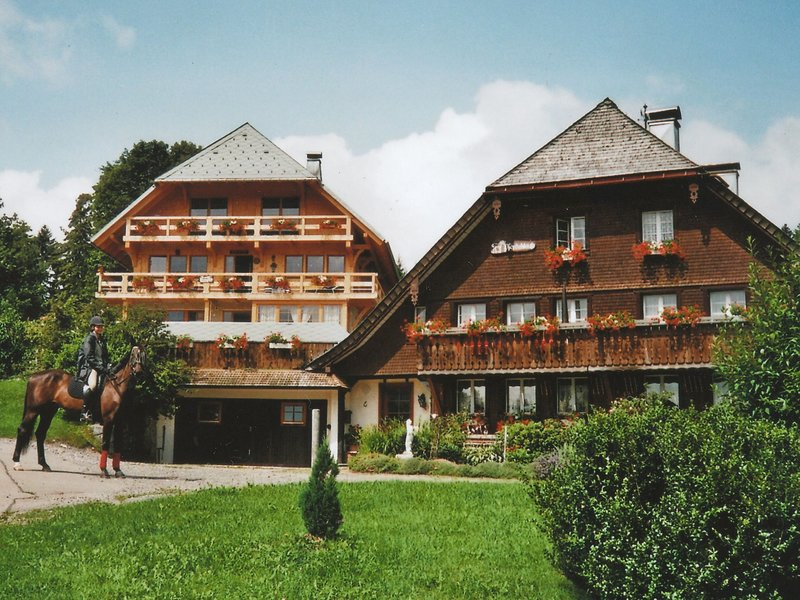 Comfortable apartment in a Black Forest house on the first floor, aluguéis de temporada em Dachsberg