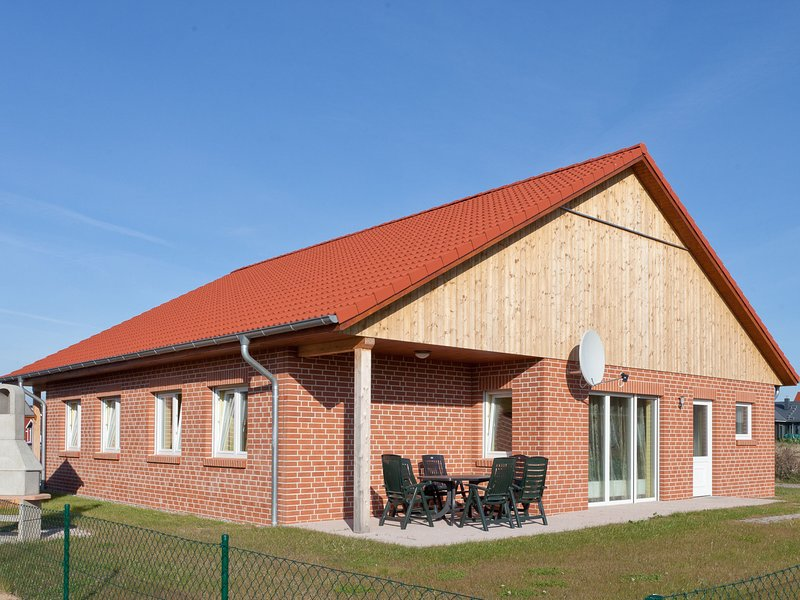 Homely Holiday Home in Zierow with Sauna, aluguéis de temporada em Zierow