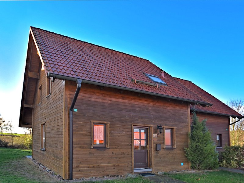 Quaint Holiday Home in Hasselfelde with Terrace, holiday rental in Stiege