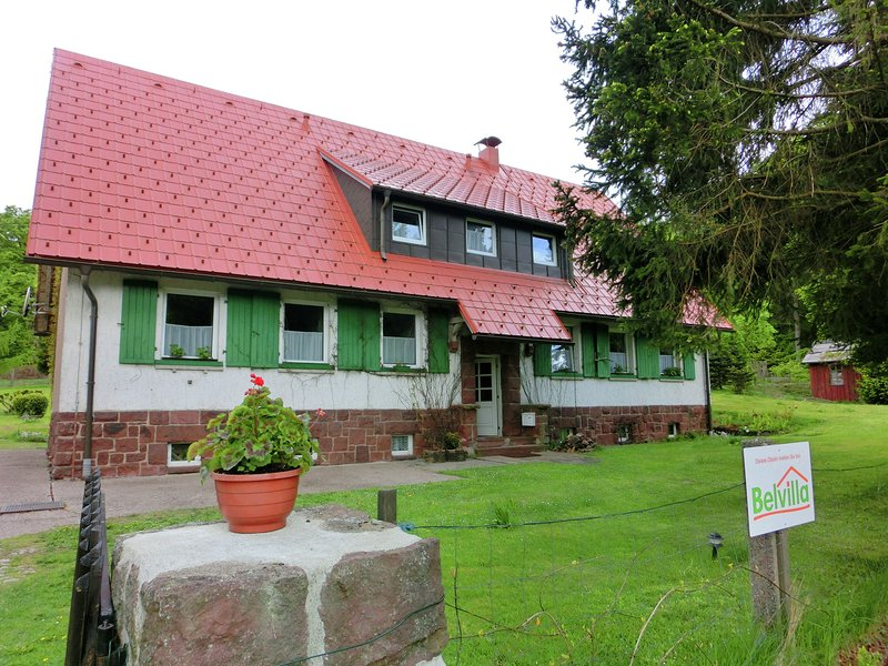Cozy Apartment in Tabarz Germany in the Thuringian Forest, holiday rental in Hoerselberg-Hainich