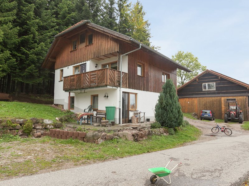 A four-person holiday accommodation in a tranquil hamlet., alquiler de vacaciones en Schramberg