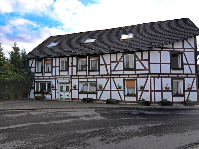 Modern group of homes close to Willingen and Winterberg with large garden, holiday rental in Medelon