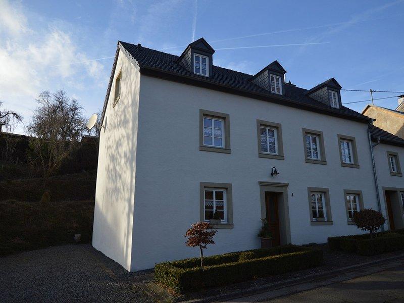 Peaceful Apartment in Plütscheid Eifel near Forest, holiday rental in Irrhausen