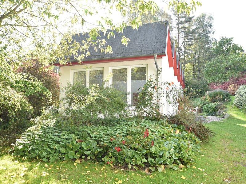 Studio Holiday Home in Kühlungsborn with Garden, casa vacanza a Wittenbeck