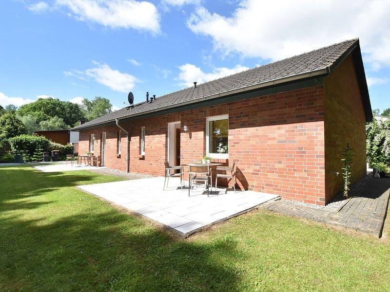 Country holdiay home in Damshagen with sauna, holiday rental in Stellshagen