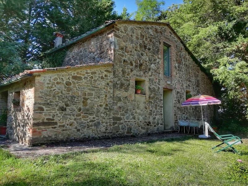 Podere Poggio Corbo (Cedro), holiday rental in Chiusdino