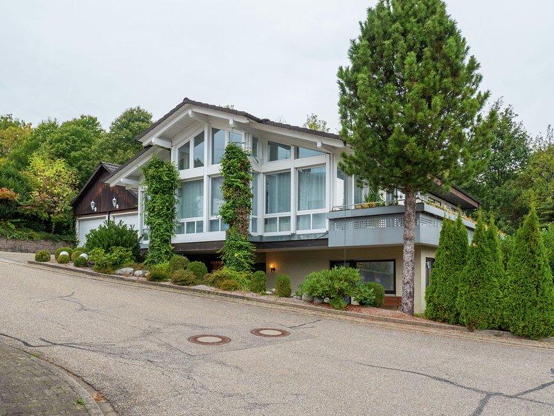 Quaint Apartment in Bühlertal with Private Garden, vacation rental in Sasbachwalden