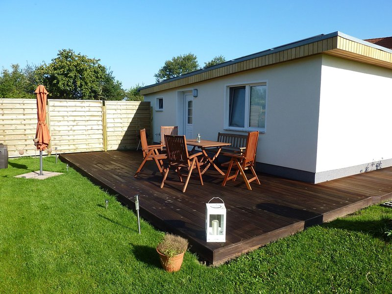 Pleasant Cottage in Diedrichshagen near Seabeach, holiday rental in Admannshagen-Bargeshagen