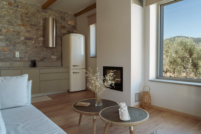 Elies Residences Villa Eresos, location de vacances à Dikili