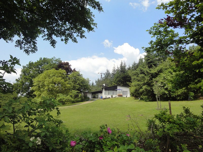 Rural Holiday Homein Kleinich Germany with Hilly Landscape, holiday rental in Bollenbach