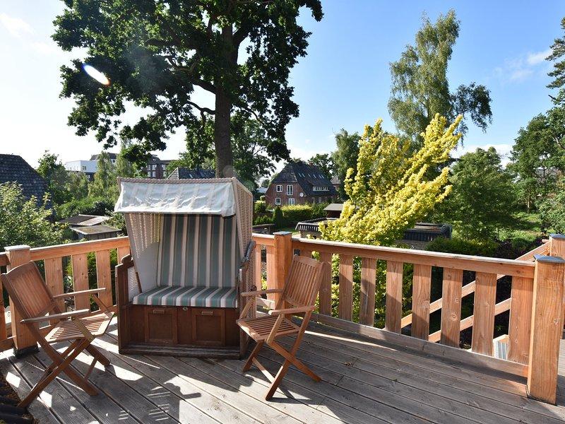 Peaceful Apartment with Terrace in Ostseebad Boltenhagen, holiday rental in Tarnewitz