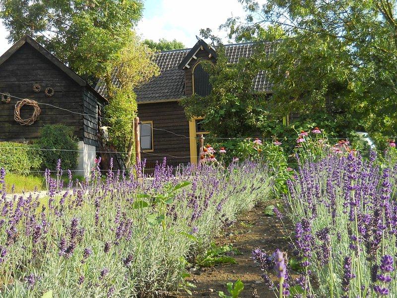 Authentic Mansion in Deil near Lake, holiday rental in Buren