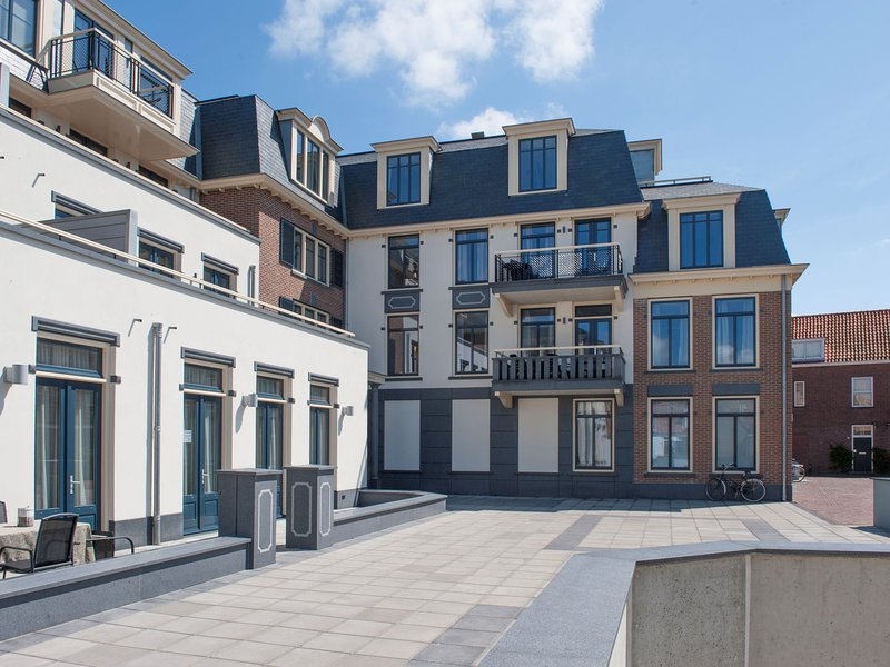 Luxurious apartment with AC and washing machine, sea at 200m, location de vacances à Domburg