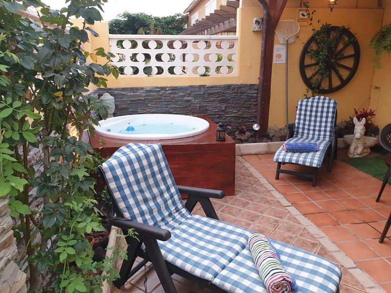 Casa Gonzalez, holiday rental in Costa del Silencio