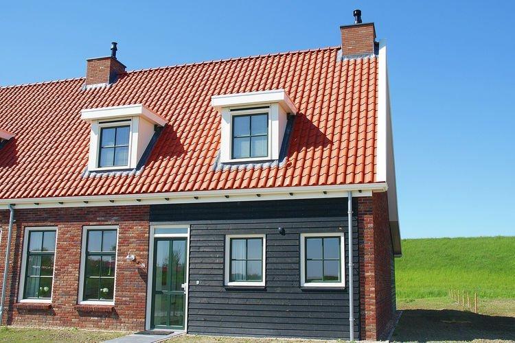 Holiday home with whirlpool and sauna in a quiet area in Zeeland, location de vacances à Colijnsplaat