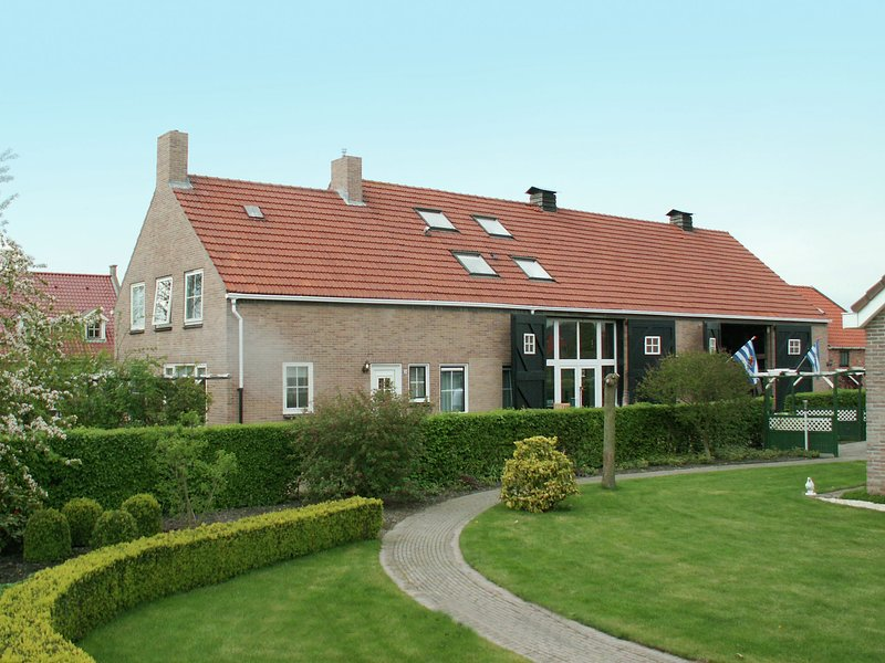 Boutique Apartment in Ritthem with Terrace, holiday rental in Middelburg