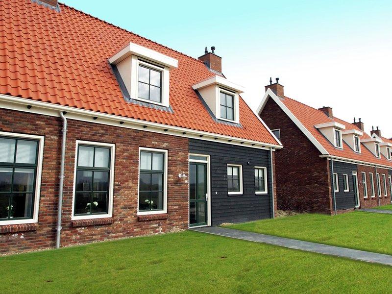 Holiday house with whirlpool and sauna in peaceful surroundings in Zeeland., location de vacances à Colijnsplaat