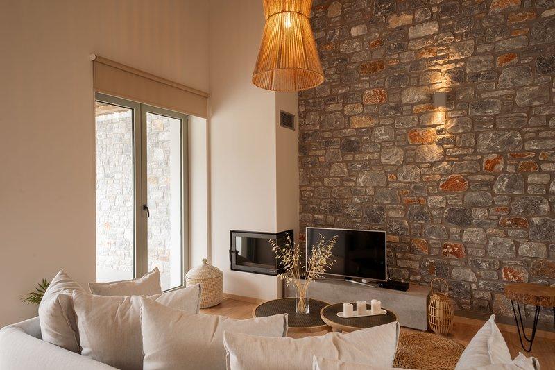 Elies Residences Villa Petra, location de vacances à Dikili