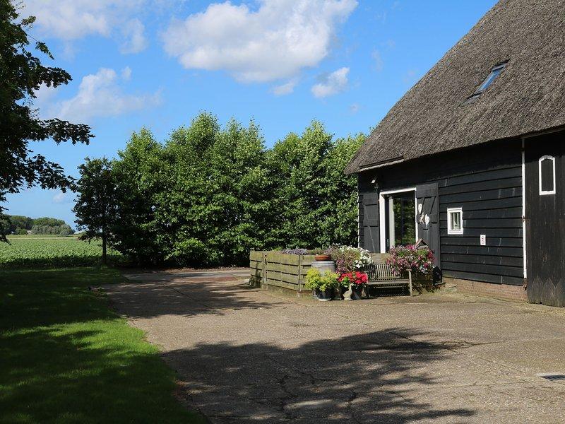 Modern Farmhouse in Kamperland with Sauna, alquiler vacacional en Kamperland