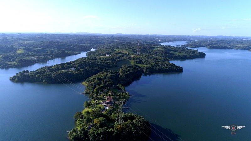Laggus Residencial Náutico - 5 casas/chalés nas margens da represa. Maravilhoso., aluguéis de temporada em Campo Largo