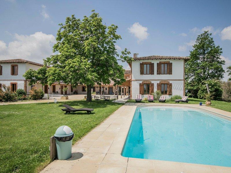 Fantastic Apartment with Swimming Pool in Rabastens France, location de vacances à Rabastens