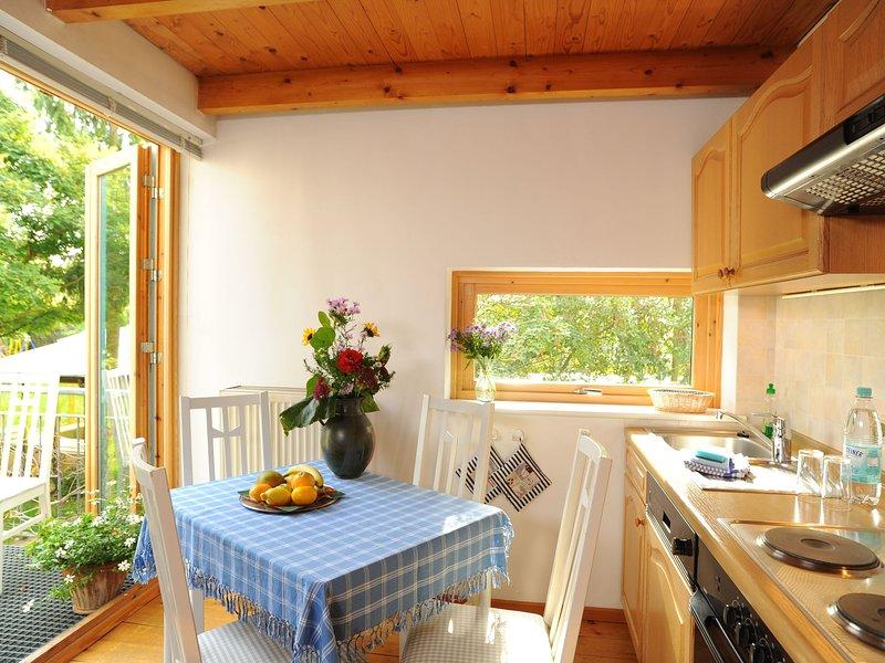 Cozy Apartment with Sauna in Klütz, holiday rental in Hohen Schonberg