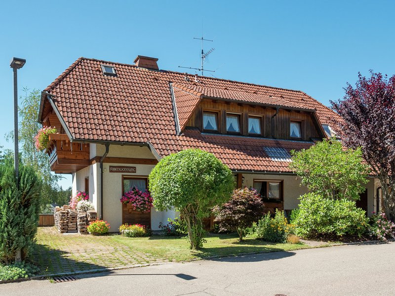 Bright and modern apartment with balcony in Furtwangen in the Black Forest, holiday rental in Sankt Margen
