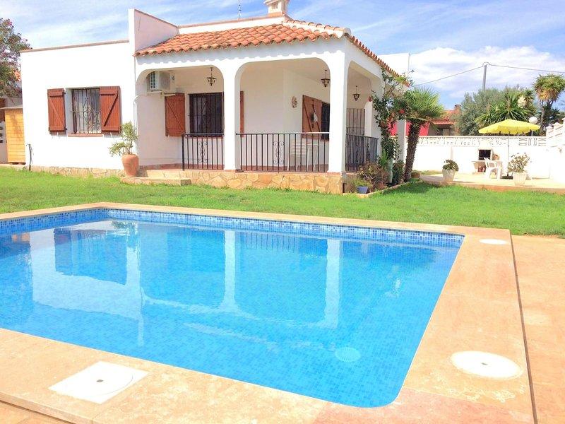 Villa Preciosa, holiday rental in Cervera del Maestre