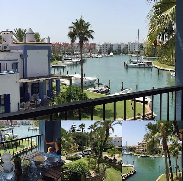 Ribera Delfin puerto de Sotogrande, holiday rental in Sotogrande