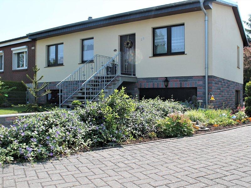 Beautiful Apartment in Damshagen near the Sea, holiday rental in Grevesmuehlen