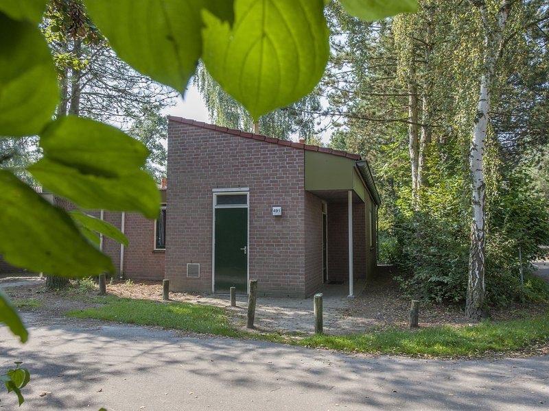 Well furnished bungalow with microwave near a nature reserve, vacation rental in Nederweert