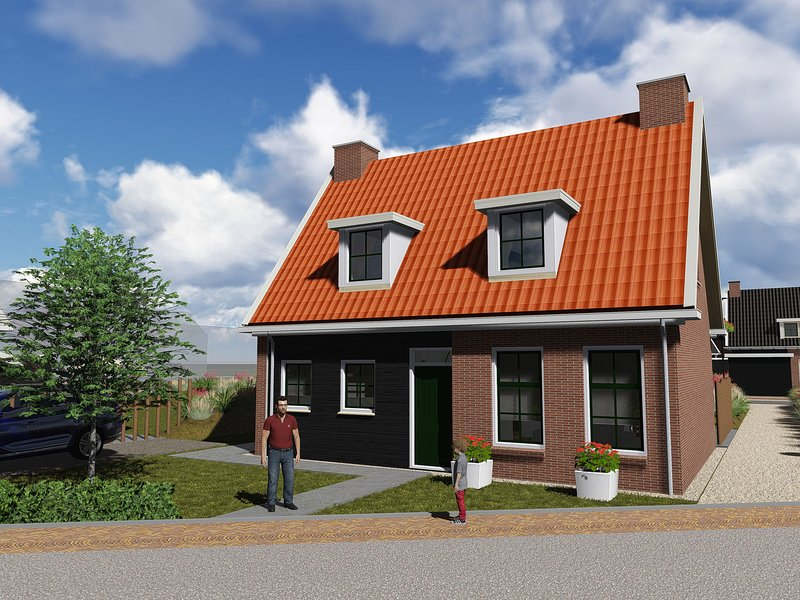 Detached family friendly villa in the Oosterschelde National Park, holiday rental in Zierikzee