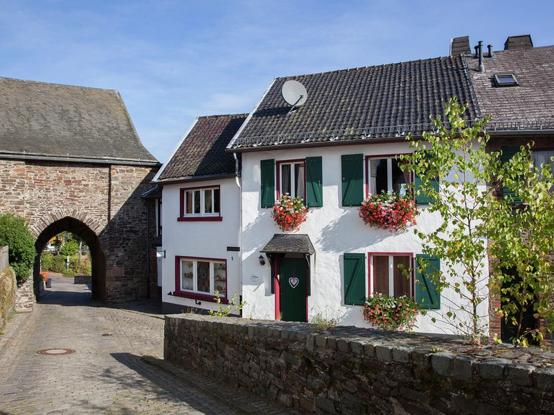Cozy Apartment in Eifel with Shared Sauna, holiday rental in Hellenthal