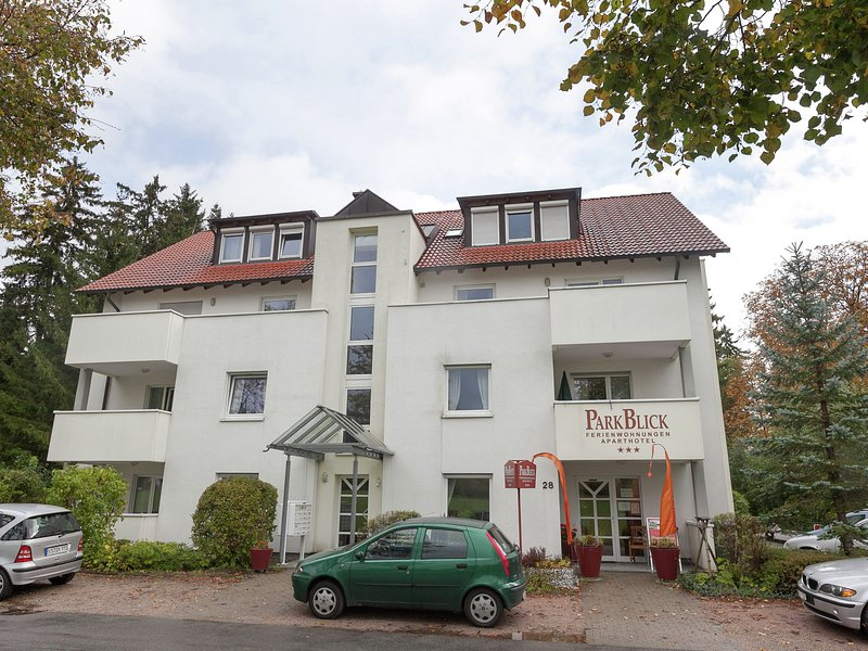 Cosy Apartment in Bad Dürrheim with Terrace – semesterbostad i Deisslingen