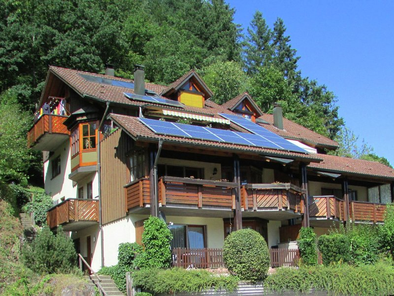 Quaint Apartment in Schiltach near Forest, alquiler de vacaciones en Schramberg