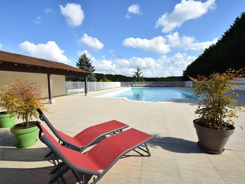 Quaint Hoilday Home in Faverolles with Pool and Pond, vacation rental in Faverolles