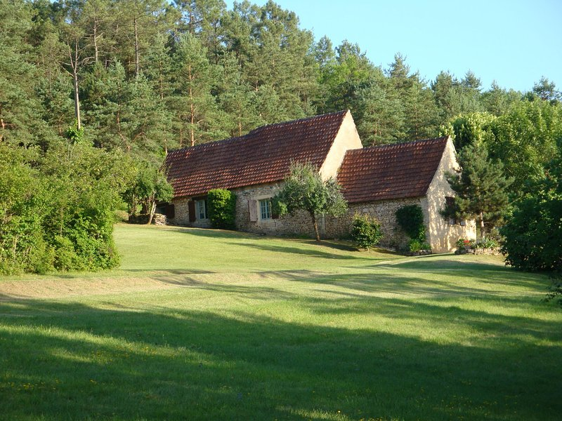 Detached atmospheric holiday home in pleasant Saint-Léon-sur-Vézère, holiday rental in Sergeac