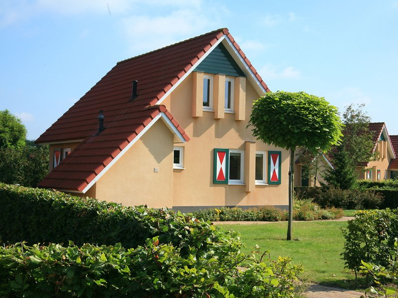 Detached holiday home with microwave, surrounded by nature, alquiler vacacional en Eext