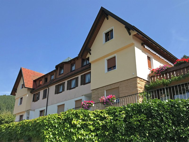 Cosy Apartment in Baiersbronn with terrace and garden, location de vacances à Lossburg