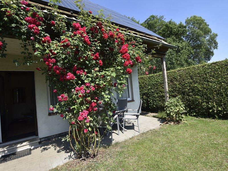Quaint Holiday Home in Neubukow with Terrace, holiday rental in Neubukow