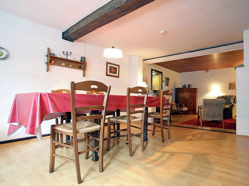 Beautiful half-timbered holiday home from 1744 in Rennerod in the Westerwald, vacation rental in Hachenburg