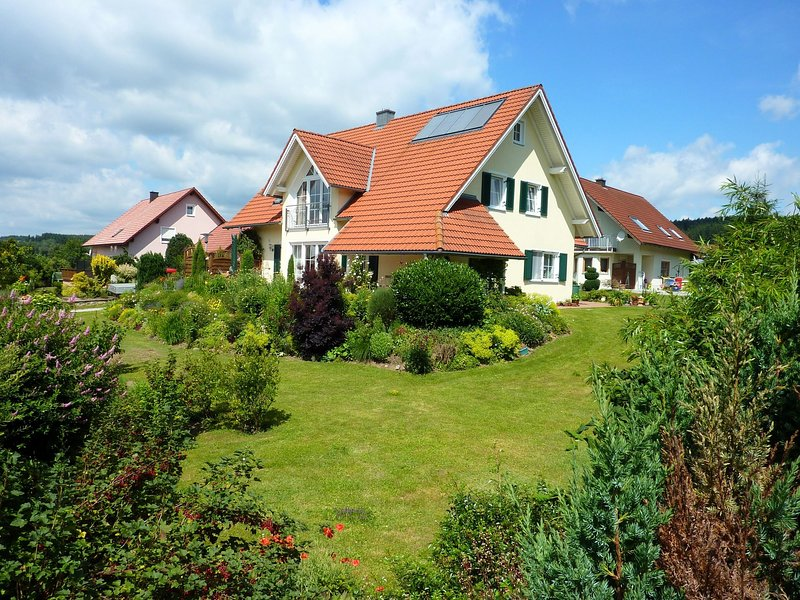 Modern Apartment in Schönsee with Forest Nearby, holiday rental in Muschenried