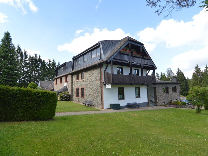 Insanely beautiful located luxury group home with wellness near Monschau, holiday rental in Leykaul