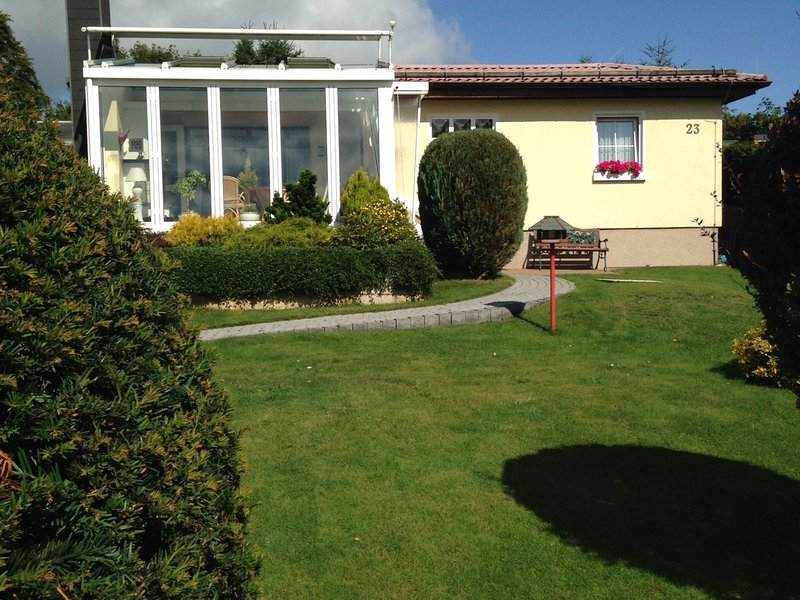 Modern Holiday Home in Friedrichsbrunn with Private Garden, vacation rental in Allrode
