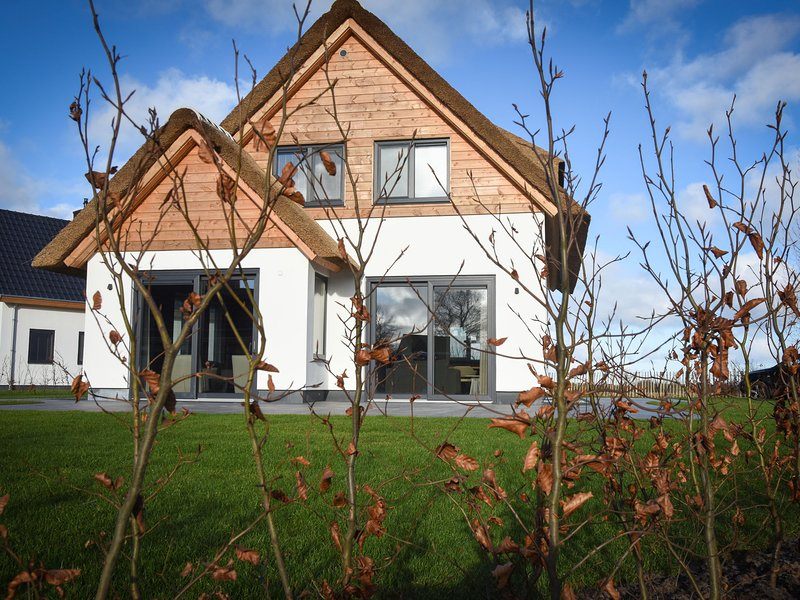Luxury villa with 3 bathrooms, not far from the sea on Texel, location de vacances à Den Burg
