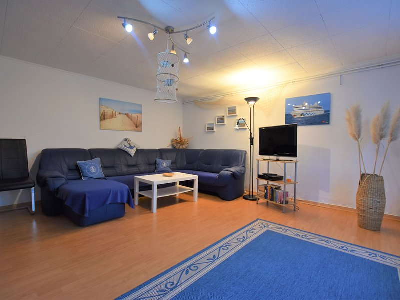 Comfortable Apartment in Wismar near the Baltic Sea, vacation rental in Wismar